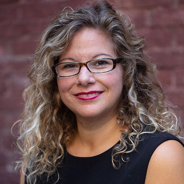 Let's Talk Womxn, DC Co-host Micheline Mendelsohn