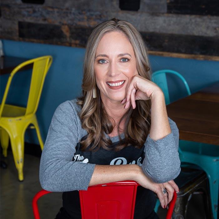 Jennifer Caraway - The Joy Bus Diner