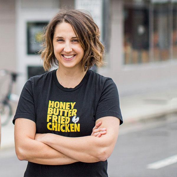 Christine Cikowski - Honey Butter Fried Chicken
